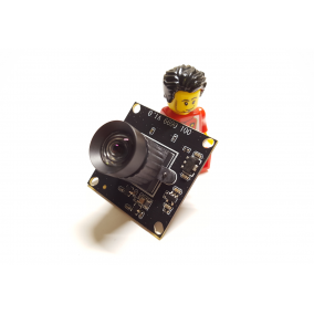 Global Shutter, Monochrome, 1MP USB Camera Module with Omnivision OV9281 sensor