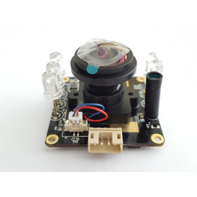 2MP IR Cut Camera Module with  FOV 180° Fisheye Lens