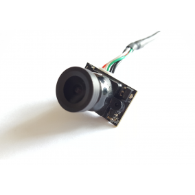 Mini size 24MMx15MM, 1MP USB2.0 Camera Module with H62 sensor