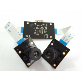 4MP Dual lens Stereo 3D Camera Module with Omnivision OV4689 sensor