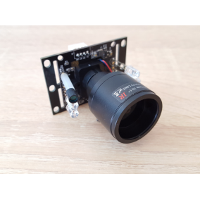 1MP Night Vision IR CUT Camera Module with 2.8-12MM Zoom CCTV Lens