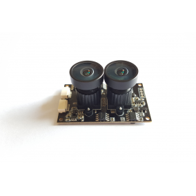 5MP, Low light Sensitivity, Dual Lens Camera Module with Micron MI5100 sensor