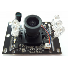 HD 720P Night Vision IR CUT USB Camera Module with LEDs