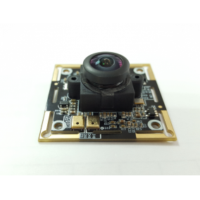 Fisheye WDR Camera Module with AR0331 sensor for Face Recognition & AI