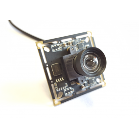 Global Shutter, Color Image, 2MP USB Camera Module with Omnivision OG02B10 sensor
