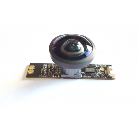 2MP, HDR, Low-light Sensitivity, Fisheye lens Camera Module with ON-Semi AR0230 sensor