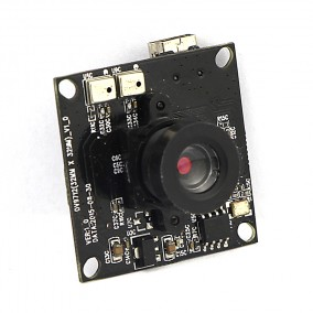 1MP Low Illumination Camera Module with Omnivision OV9712 CMOS sensor