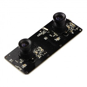 2MP Low illumination Dual-lens Sync Camera Module with OmniVision OV2710 sensor