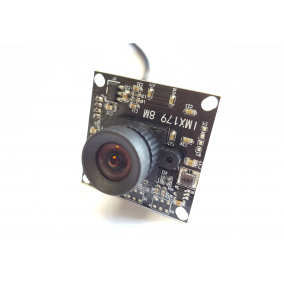 8MP USB2.0 Camera Module with SONY IMX179 sensor, UVC Compliant