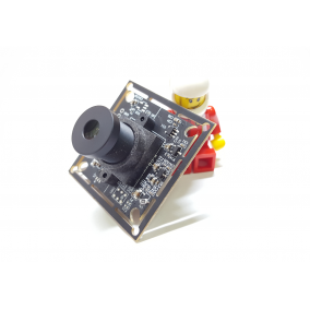 2MP, HDR, Low light sensitivity, USB Camera Module with OmniVision OS02C10 sensor