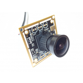 120FPS & 210FPS Frame Rate, Monochrome, Global Shutter, Fisheye Lens, USB2.0 Camera Module