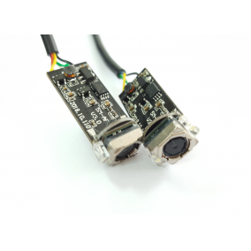 Android & USB 5MP Auto Focus Endoscope Camera Module with LEDs