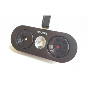 Compact, Dual lens, Synchronized 3D Stereo Camera