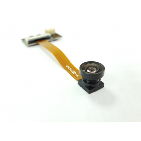 Adjustable 5MP Camera Module with OV5640 sensor and 160° Fisheye Lens
