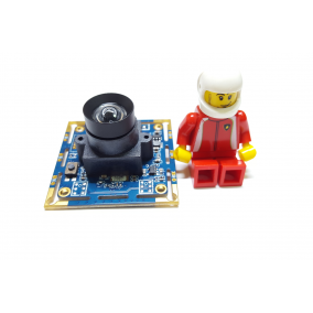 2.3MP, Global Shutter, Color Image, 100FPS High Frame Rate, USB2.0 Camera Module with On Semiconductor AR0234 Sensor