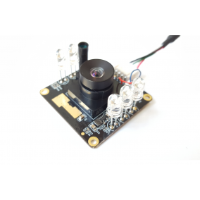 Day/Night vision, IR CUT, 2MP USB Camera Module with Omnivision OV2710 CMOS sensor