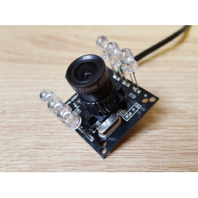 Night Vision 1MP Camera Module with 850nm IR CUT and Omnivision OV9712 sensor