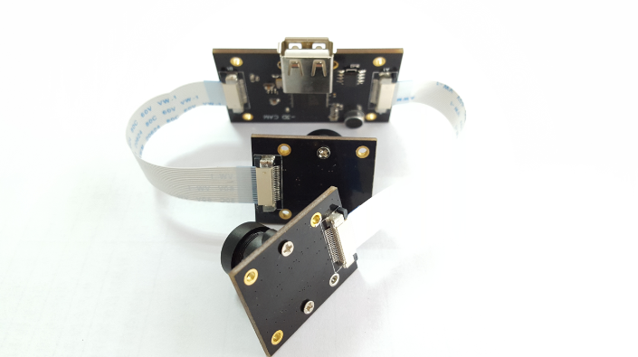 Dual lens 4MP Camera Module with Omnivision OV4689 sensor-Others