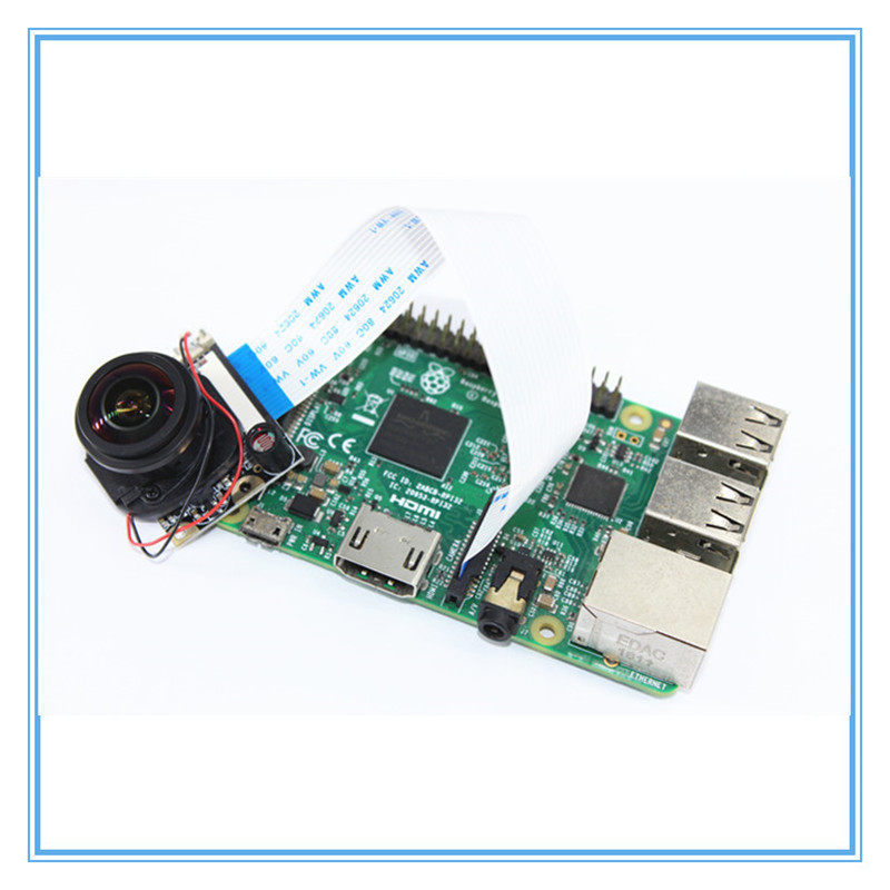 5MP Raspberry Pi Infrared Night Vision Camera Module with