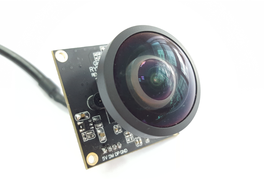 120fps Frame Rate COLOR Global Shutter 720P Camera Module with